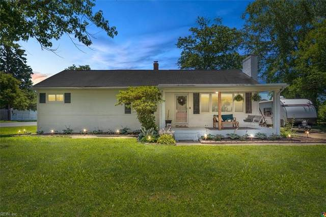 501 Rogers Ave, Hampton, VA 23664 (#10384900) :: Atlantic Sotheby's International Realty