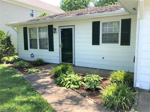 2013 Miller Ave, Chesapeake, VA 23320 (#10384910) :: Rocket Real Estate