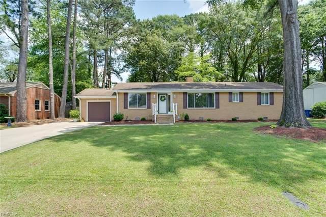 3521 Pine Rd, Portsmouth, VA 23703 (#10384913) :: Verian Realty