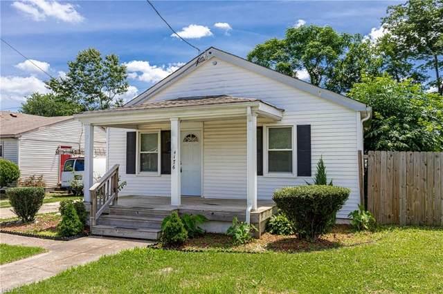 4176 Williamson St, Chesapeake, VA 23324 (#10384929) :: The Bell Tower Real Estate Team