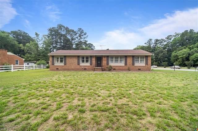 22514 Main St, Southampton County, VA 23837 (#10384932) :: Berkshire Hathaway HomeServices Towne Realty