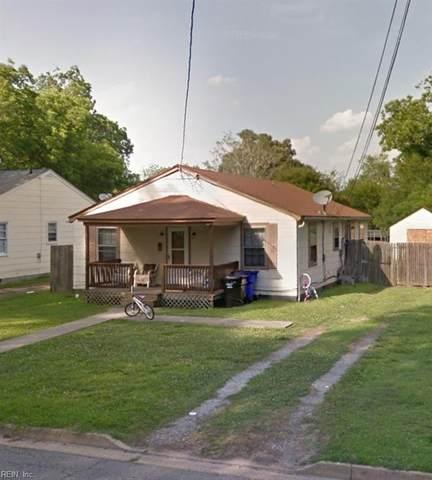 502 Walnut St, Franklin, VA 23851 (#10384975) :: Rocket Real Estate
