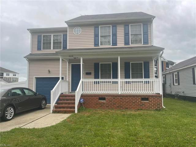 523 Harriett St, Hampton, VA 23669 (#10384977) :: Rocket Real Estate