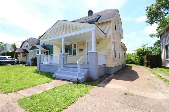 42 Manly St, Portsmouth, VA 23702 (#10384983) :: Rocket Real Estate