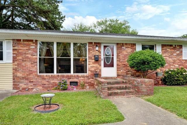 508 Beech Dr, Newport News, VA 23601 (#10384992) :: Crescas Real Estate