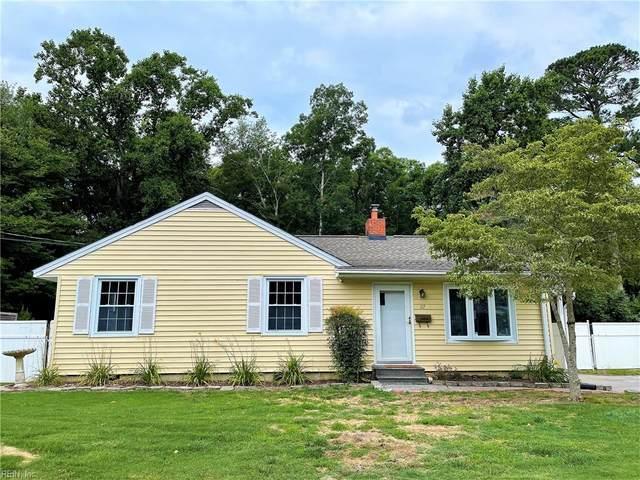 117 Hermitage Rd, Newport News, VA 23606 (#10385003) :: Atkinson Realty