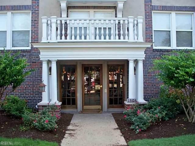 1506 Colonial Ave Ave #12, Norfolk, VA 23517 (#10385008) :: Heavenly Realty
