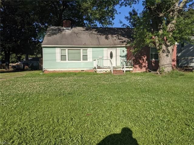 705 Jackson Dr, James City County, VA 23185 (#10385010) :: Atkinson Realty