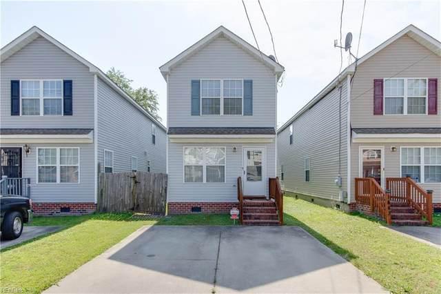 1445 Oliver Ave, Chesapeake, VA 23324 (#10385052) :: Momentum Real Estate