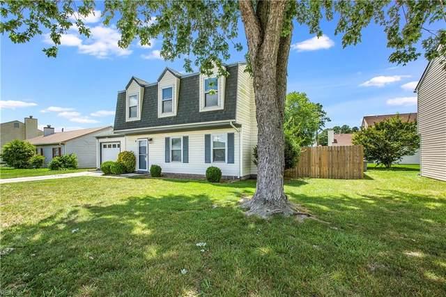 4 Harrogate Ln, Hampton, VA 23666 (#10385076) :: The Kris Weaver Real Estate Team