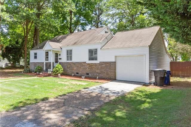 206 Edison Ave, Portsmouth, VA 23702 (MLS #10385091) :: AtCoastal Realty