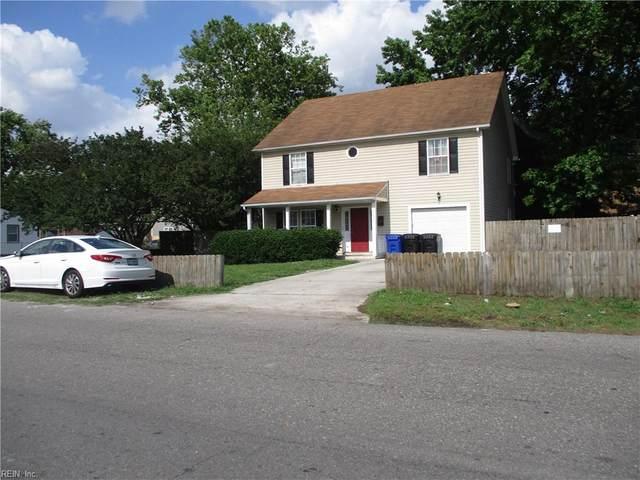 2101 Columbus Ave, Portsmouth, VA 23704 (#10385103) :: Community Partner Group