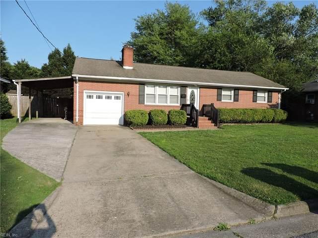 204 Maymont Dr, Newport News, VA 23606 (#10385111) :: Atkinson Realty