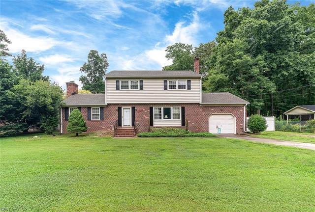 303 Albacore Dr, York County, VA 23692 (#10385120) :: The Bell Tower Real Estate Team