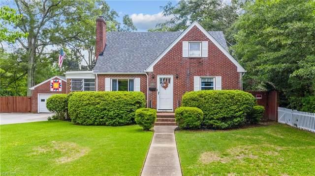 4121 Caroline Ave, Portsmouth, VA 23701 (#10385139) :: Berkshire Hathaway HomeServices Towne Realty