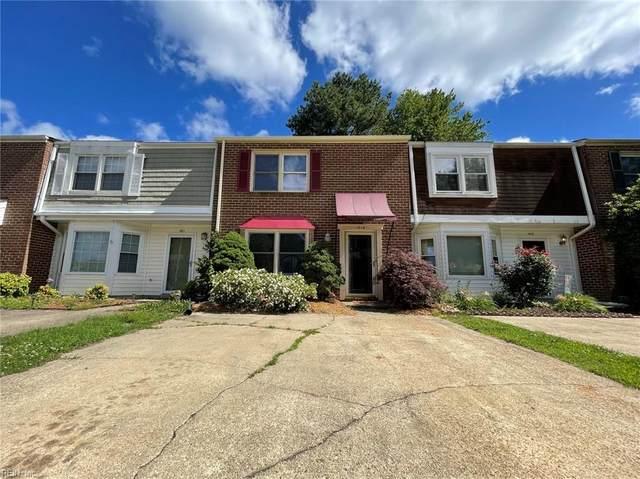 1813 Carlton E, Virginia Beach, VA 23454 (#10385148) :: The Kris Weaver Real Estate Team