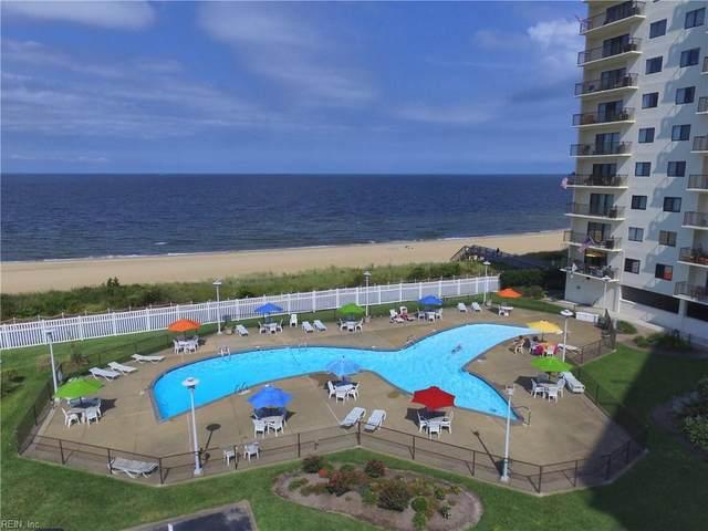 100 E Ocean View Ave #605, Norfolk, VA 23503 (#10385151) :: Verian Realty