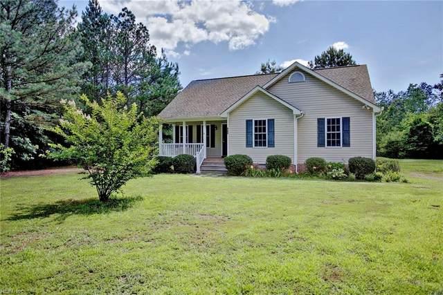 6280 Barnetts Rd, Charles City County, VA 23030 (#10385154) :: Berkshire Hathaway HomeServices Towne Realty