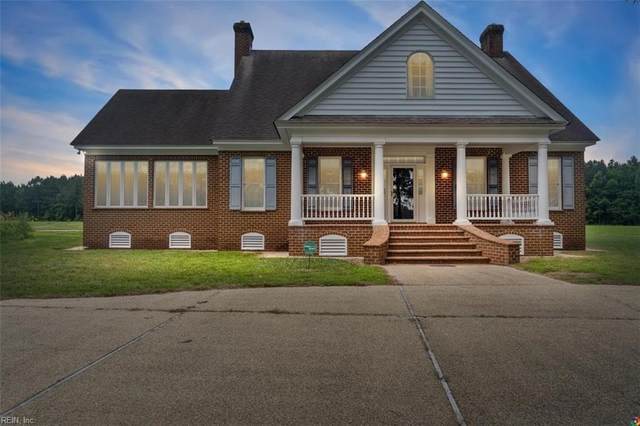 559 Rocky Hock Rd, Surry County, VA 23888 (#10385155) :: Berkshire Hathaway HomeServices Towne Realty
