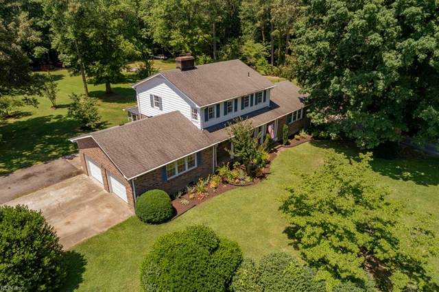 29310 Vicksville Rd, Southampton County, VA 23878 (#10385191) :: Berkshire Hathaway HomeServices Towne Realty