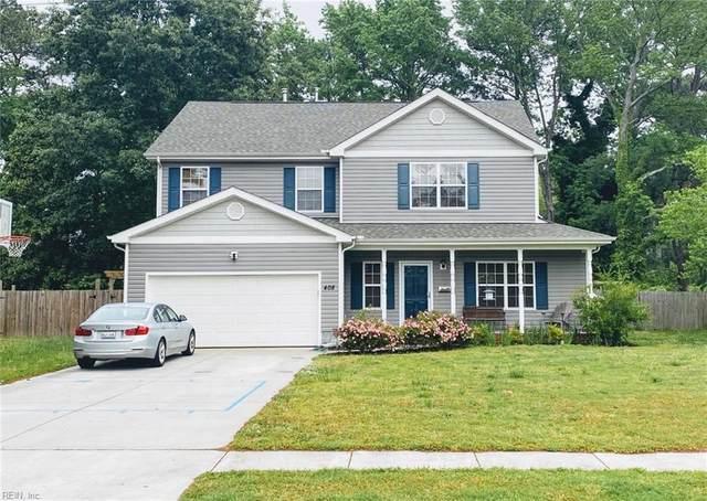 408 Suburban Pw, Norfolk, VA 23505 (#10385193) :: Momentum Real Estate