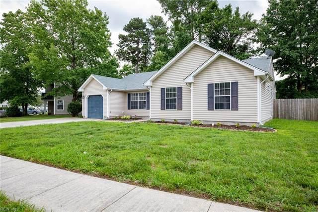 1223 Woods Way, Chesapeake, VA 23323 (#10385198) :: The Bell Tower Real Estate Team