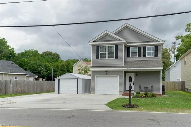 2023 Portlock Rd Rd, Chesapeake, VA 23324 (#10385202) :: Seaside Realty