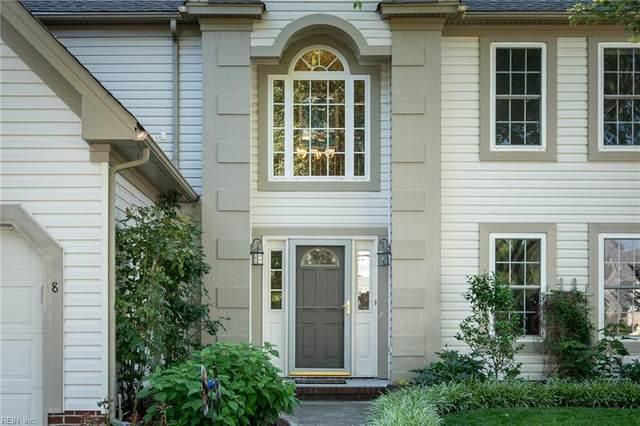 8 Meadow Ln, Hampton, VA 23666 (#10385213) :: Crescas Real Estate