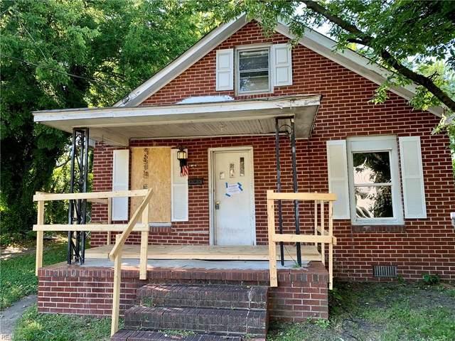 1121 36th St, Newport News, VA 23607 (MLS #10385220) :: AtCoastal Realty