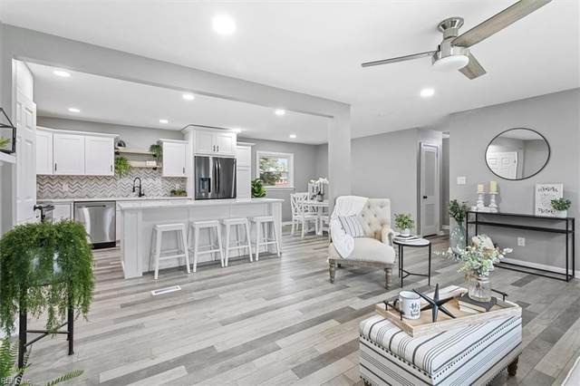 7 Inglewood Dr, Hampton, VA 23666 (#10385225) :: Berkshire Hathaway HomeServices Towne Realty