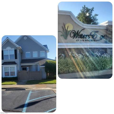 601 Lakeside Dr, Suffolk, VA 23435 (#10385235) :: The Bell Tower Real Estate Team