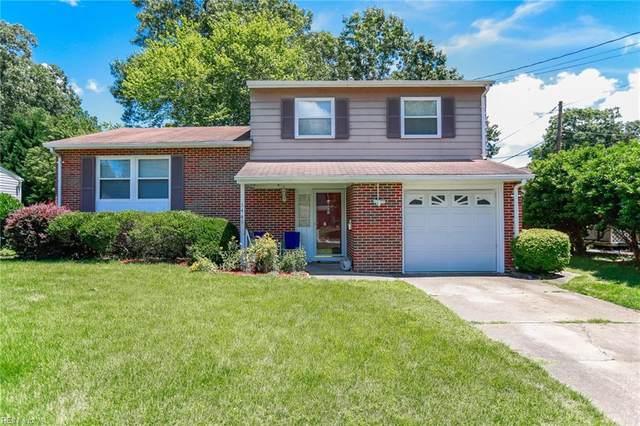 144 Middleberg Hunt Rd, Hampton, VA 23666 (#10385255) :: The Bell Tower Real Estate Team