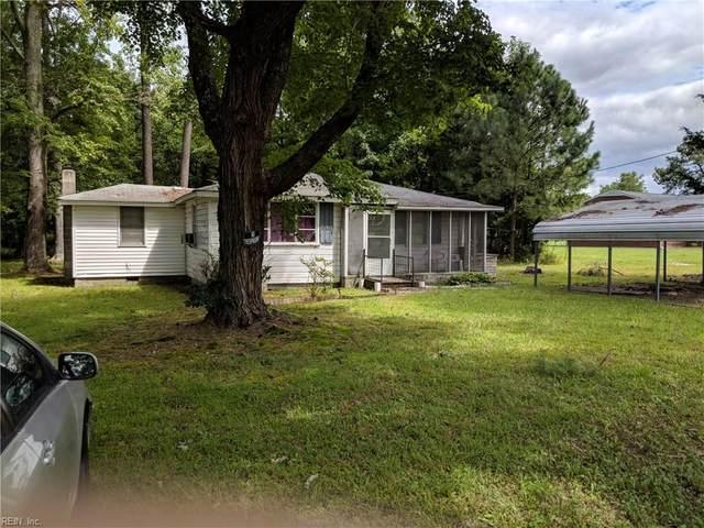 36155 Seacock Chapel Rd, Southampton County, VA 23898 (#10385270) :: Berkshire Hathaway HomeServices Towne Realty