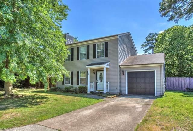 944 Woodcreek Dr, Newport News, VA 23608 (#10385281) :: Rocket Real Estate