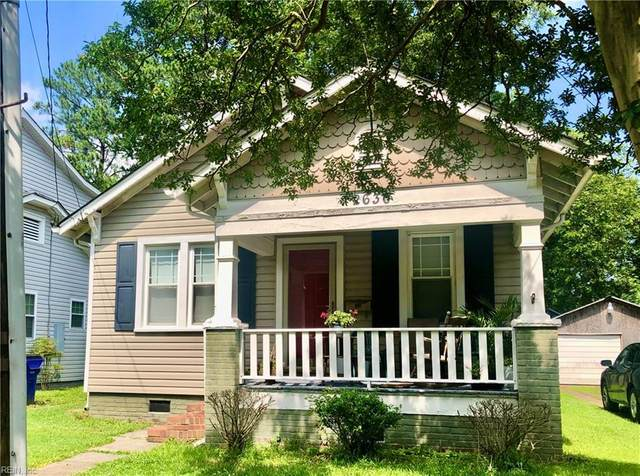 2636 Vincent Ave, Norfolk, VA 23509 (#10385288) :: Community Partner Group
