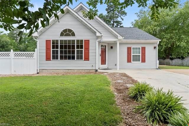 231 Tabbs Ln, Newport News, VA 23602 (#10385305) :: Atkinson Realty