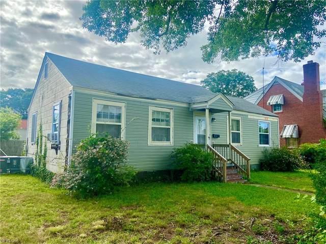 402 Colonial Ave, Hampton, VA 23661 (#10385307) :: Berkshire Hathaway HomeServices Towne Realty