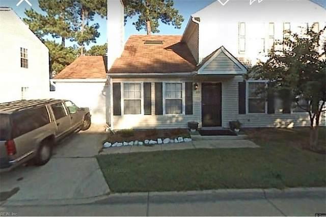 219 N Hunt Club Rn, Newport News, VA 23608 (#10385314) :: Berkshire Hathaway HomeServices Towne Realty
