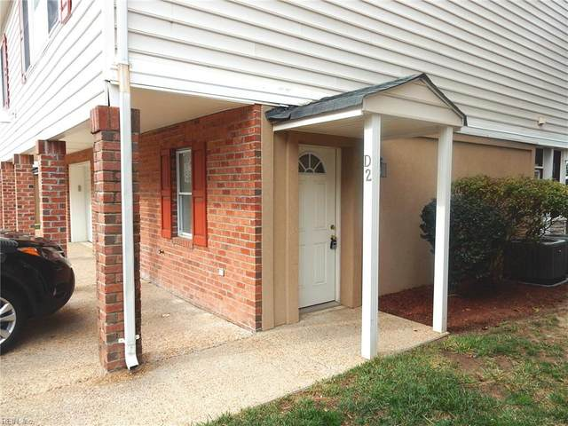 8550 Tidewater Dr D-2, Norfolk, VA 23503 (#10385324) :: Berkshire Hathaway HomeServices Towne Realty