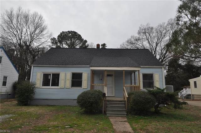 14 Westover St, Hampton, VA 23669 (#10385331) :: The Kris Weaver Real Estate Team