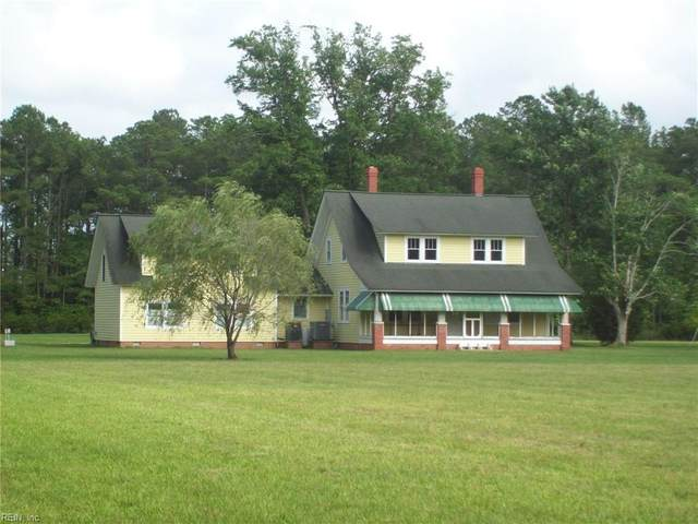 1463 Knight Wood Rd, Mathews County, VA 23045 (#10385359) :: Berkshire Hathaway HomeServices Towne Realty