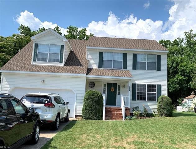 516 Rutgers Ave Ave., Chesapeake, VA 23324 (MLS #10385383) :: AtCoastal Realty