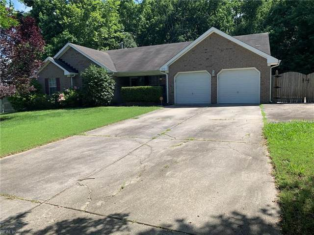 212 Water Point Way, Suffolk, VA 23434 (#10385387) :: RE/MAX Central Realty