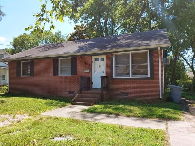 905 Glenrock Dr, Hampton, VA 23661 (#10385395) :: Team L'Hoste Real Estate