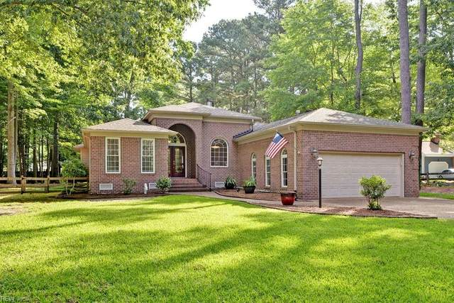 529 Piney Point Dr, York County, VA 23692 (#10386438) :: Berkshire Hathaway HomeServices Towne Realty
