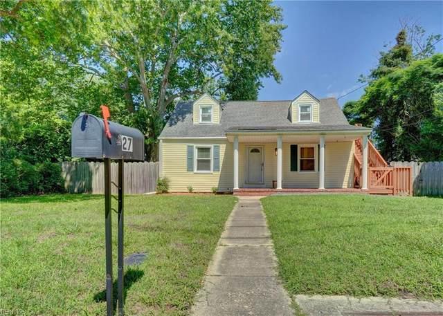 27 Roberts Ct W, Portsmouth, VA 23701 (#10386444) :: Rocket Real Estate