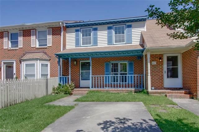 445 Wayman Ln, Virginia Beach, VA 23454 (#10386450) :: Berkshire Hathaway HomeServices Towne Realty