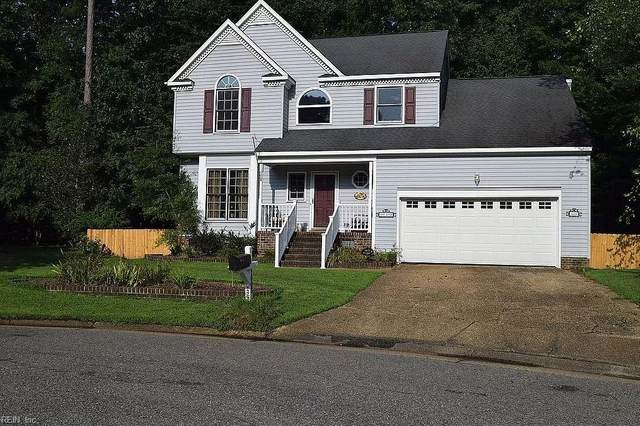 3008 Ashley Way, James City County, VA 23185 (#10386453) :: Rocket Real Estate
