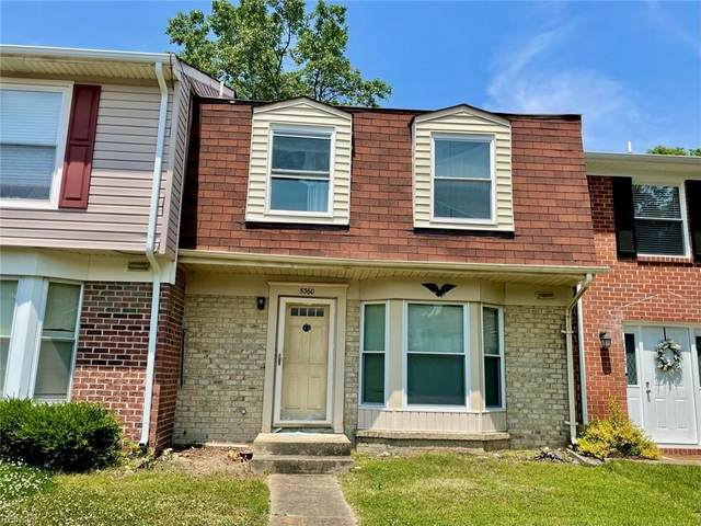 5360 Leicester Ct, Virginia Beach, VA 23462 (#10386456) :: Crescas Real Estate