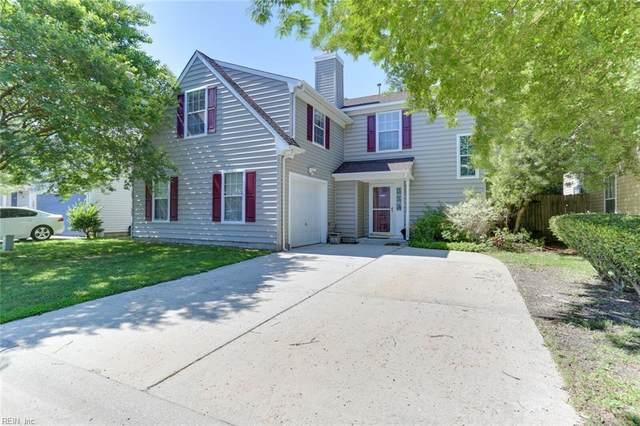 144 Stoney Ridge Ave #23, Suffolk, VA 23435 (MLS #10386467) :: AtCoastal Realty
